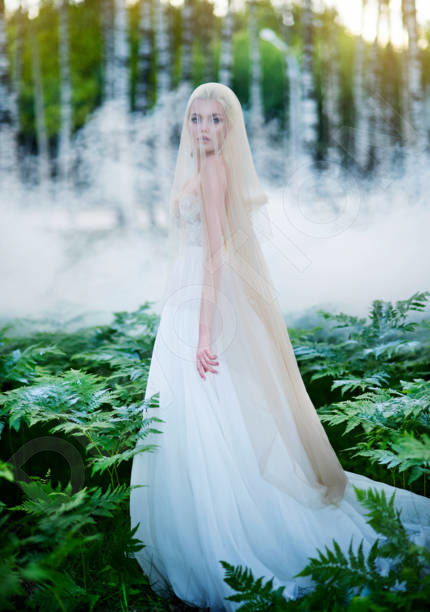 Silk classic wedding dresses | Devotiondresses.com