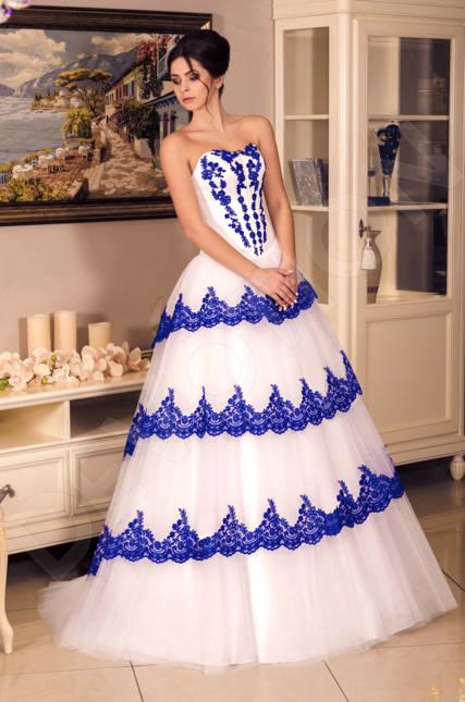 Цветные свадебные платья цены и