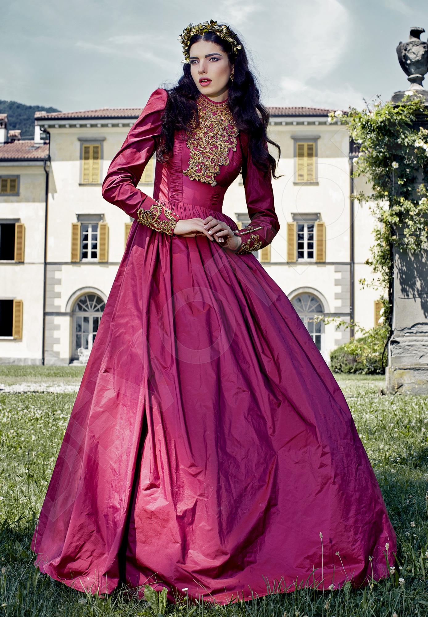 Lujoso Maria Von Trapp Wedding Dress Elaboración - Ideas de Vestidos ...