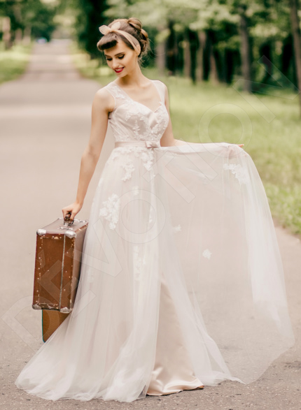 Two in one wedding dresses   Devotiondresses.com