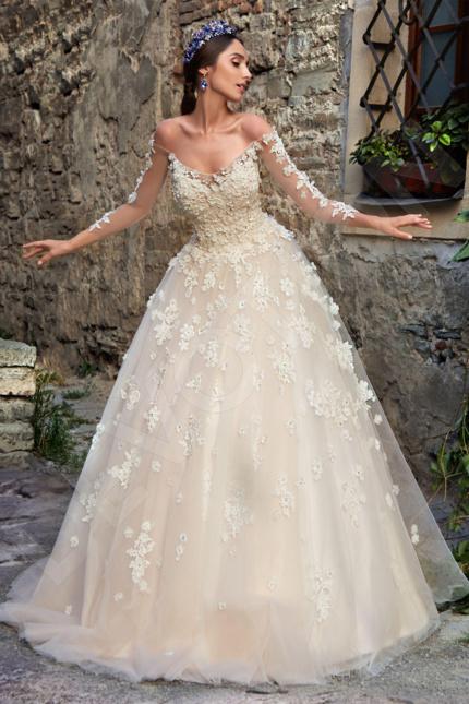 Embroidered Wedding Dress.Embroidered Wedding Dresses Devotiondresses Com