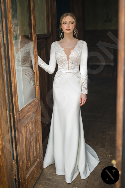 Sheath Wedding Dresses Devotiondresses Com